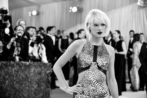 Taylor Swift MET