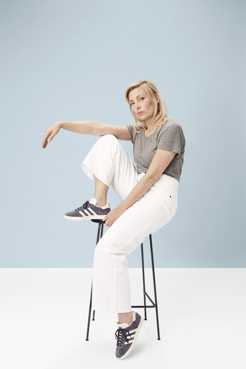 5a3f5fbc2ca88c Watch Young Kate Moss Stare You Out In Video For New Adidas Release
