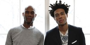 Joe And Charlie Casely-Hayford
