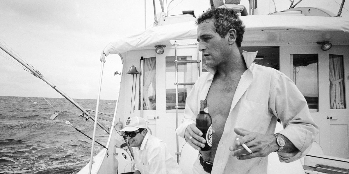 20 Times Paul Newman Showed You How To Dress