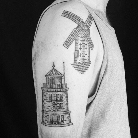 Adam Sage  Tattoo Designs