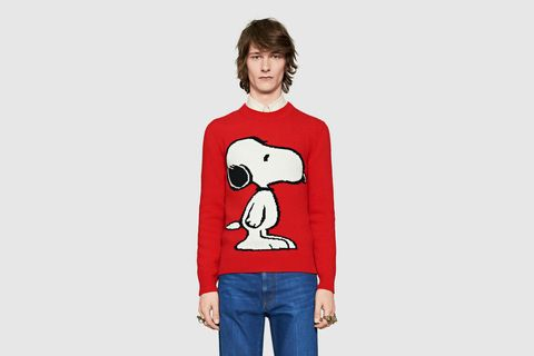 Gucci Snoopy 1