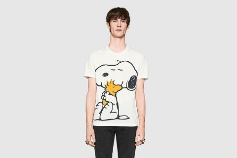 2b900faa6ef Gucci Have Collaborated With Snoopy For Some Nostalgic New Threads