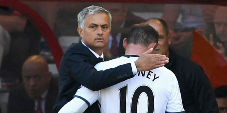 Jose Mourinho Used To Have A Nickname For Wayne Rooney: 'Fat Boy'