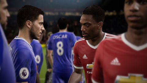 <p><strong>When: </strong>27 September</p><p><br></p><p>Much of the hype around FIFA 17 has been focused on the 'Journey' career mode, where you take control of the professional and personal life of rising star Alex Hunter as he makes his way up the Premier league ladder.</p><p><br></p><p>There are also improvements in the form of new, much-trumpeted game engine 'Frostbite', and a few little changes here and there. </p><p><br></p><p>Our favourite change? The animations of famous managers on the sideline, who all look like they're suffering from bloaty head in Theme Hospital.</p>