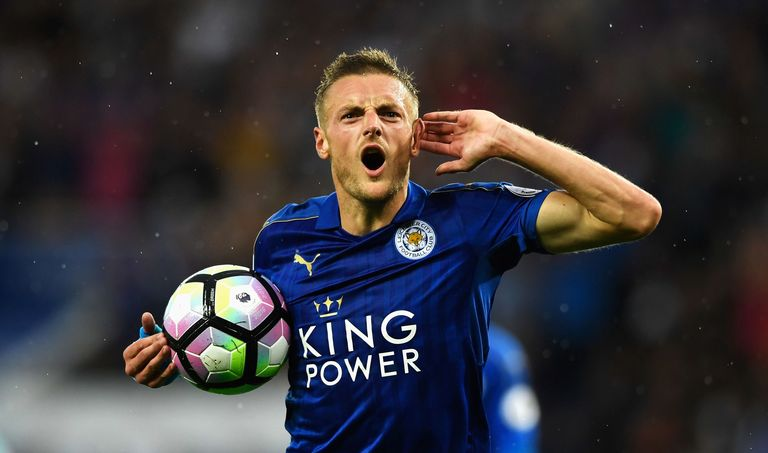 Jamie Vardy Didn't Sign For Arsenal Because He Saw Their ...