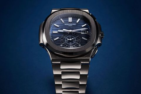The Iconic Patek Philippe Nautilus Is Returning With Two New Editions