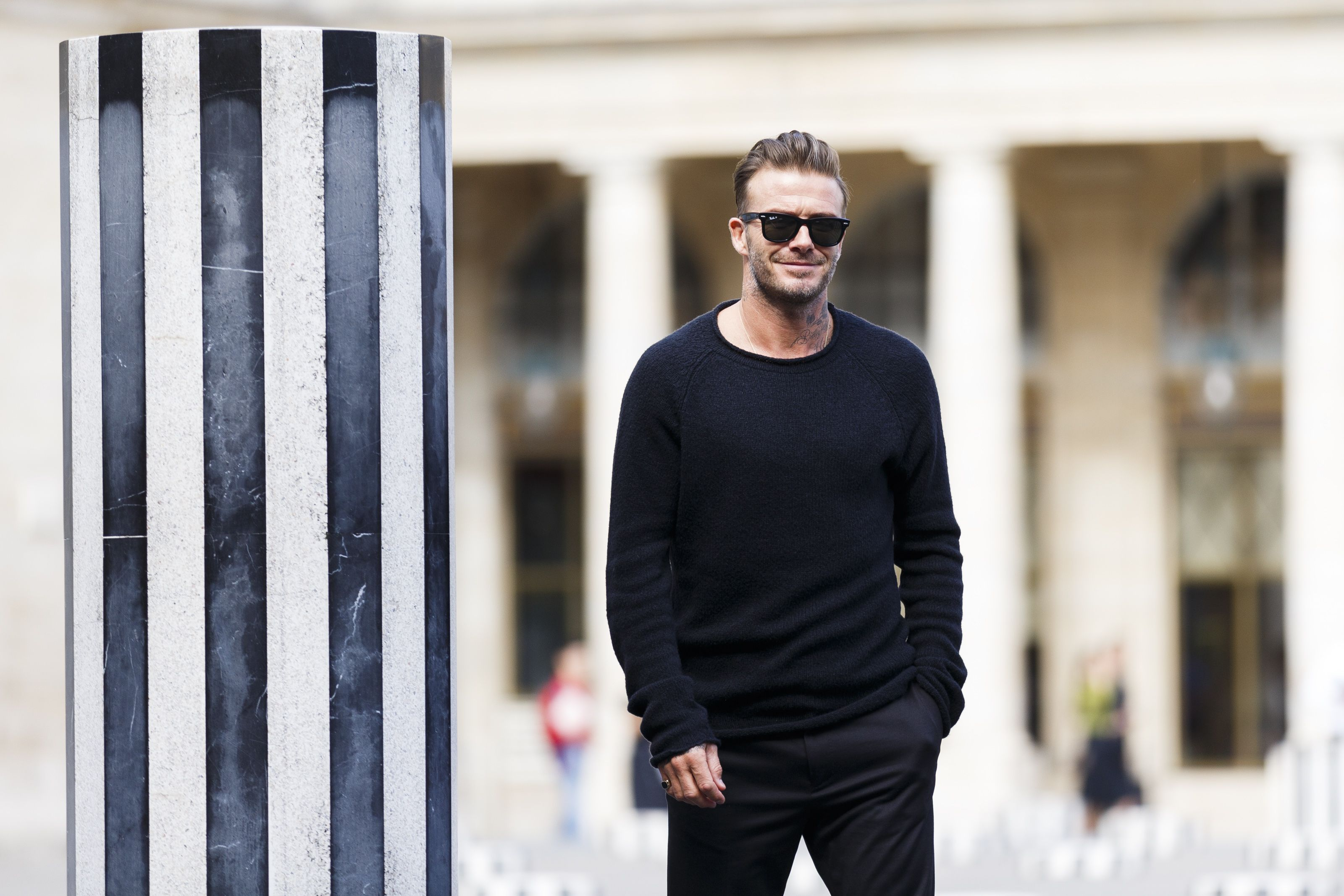 Times David Beckham Showed You How To Dress Properly In 16