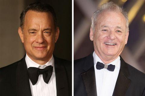 Tom Hanks Bill Murray