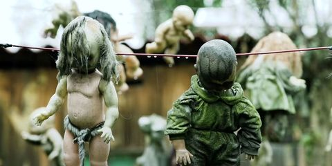 Toy, Action figure, Fictional character, Army men, Sculpture, Briefs, Contact sport, Collectable, Wrestling, Figurine,