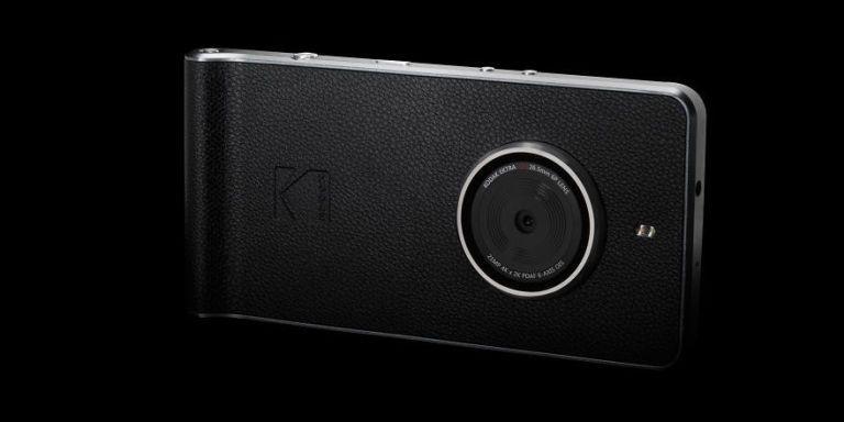 Kodak's New Smartphone Is An iPhone-Crushing Photographer's Dream