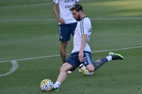 Messi Has Tattooed A Sock Onto His Leg In Case He Forgets He S A Footballer