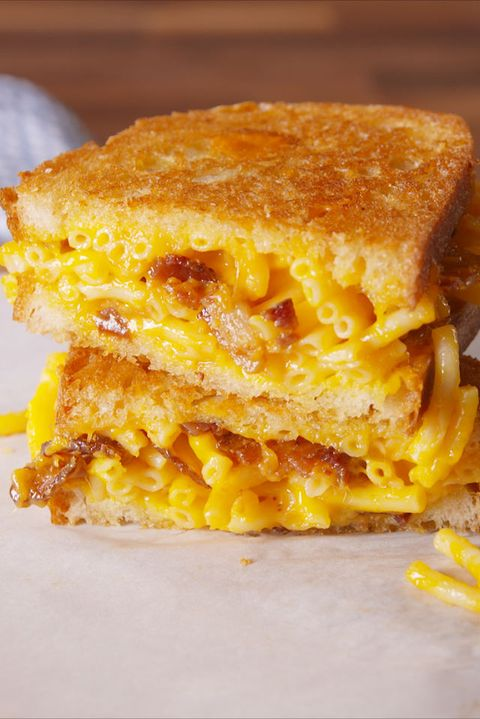 Mac and Cheese Grilled Cheese vertical