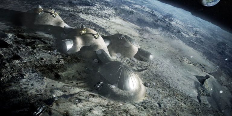 The Bold Plan For A Moon Base Is Coming Together