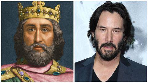 Keanu Reeves, Charlemagne