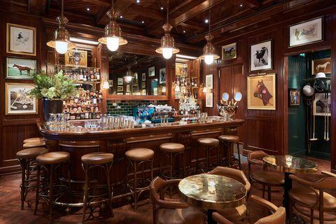 Ralph's Coffee & Bar, at Polo Ralph Lauren, Regent Street