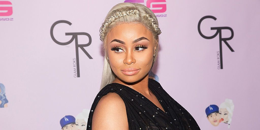 Blac Chyna Posed Nude For Black History Month Photo Shoot-6243