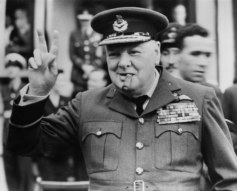 winston churchill wrote an essay arguing the existence of aliens winston churchill