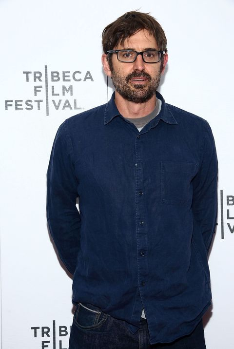Louis Theroux NEW YORK, NY - APRIL 17: Filmmaker Louis Theroux attends 'My Scientology Movie' Premiere - 2016 Tribeca Film Festival at Regal Battery Park Cinemas on April 17, 2016 in New York City. (Photo by Astrid Stawiarz/Getty Images for Tribeca Film Festival)