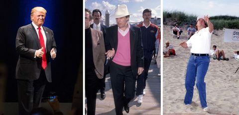 Donald Trump fashion