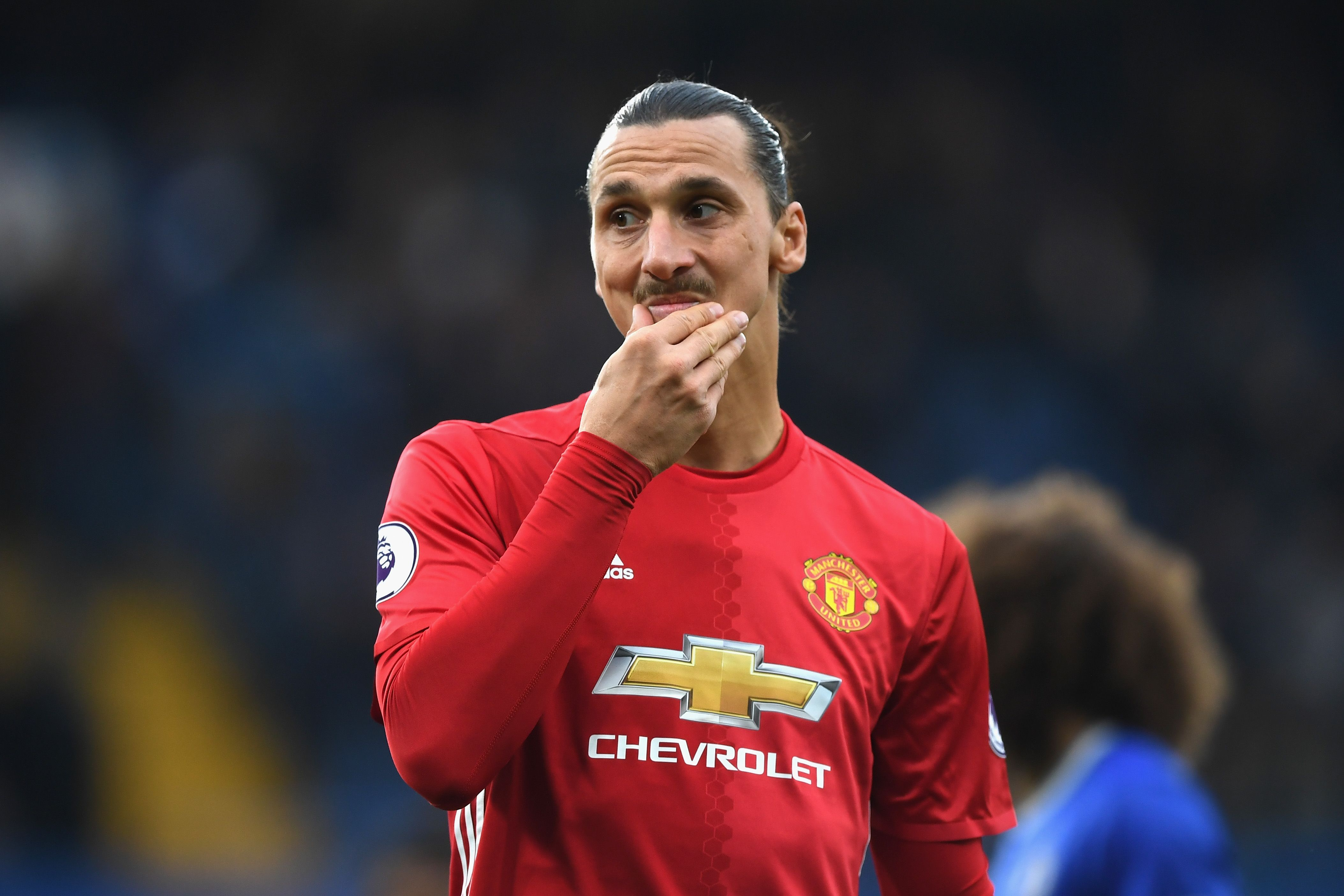 sale retailer 01697 1ea3b Is This The End Of Zlatan Ibrahimovic At Manchester United?