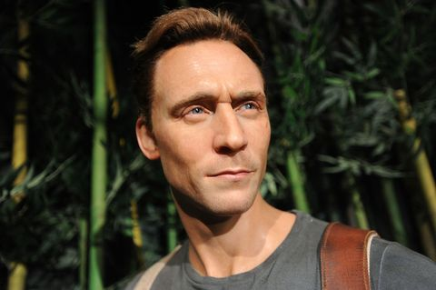 NEW YORK, NY - MARCH 07: A wax figure of Tom Hiddleston attends the 'KONG: Skull Island' Experience Launch at Madame Tussauds on March 7, 2017 in New York City. (Photo by Brad Barket/WireImage)