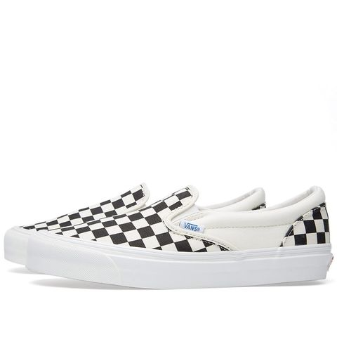 Vans Slip-on checkerboard classic