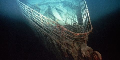 Soon You'll Be Able To Dive The Wreckage Of The Titanic