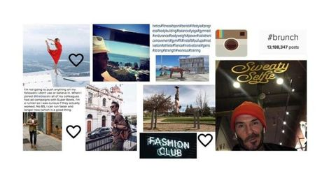 Instagram Named 'Most Narcissistic Social Network' In Least