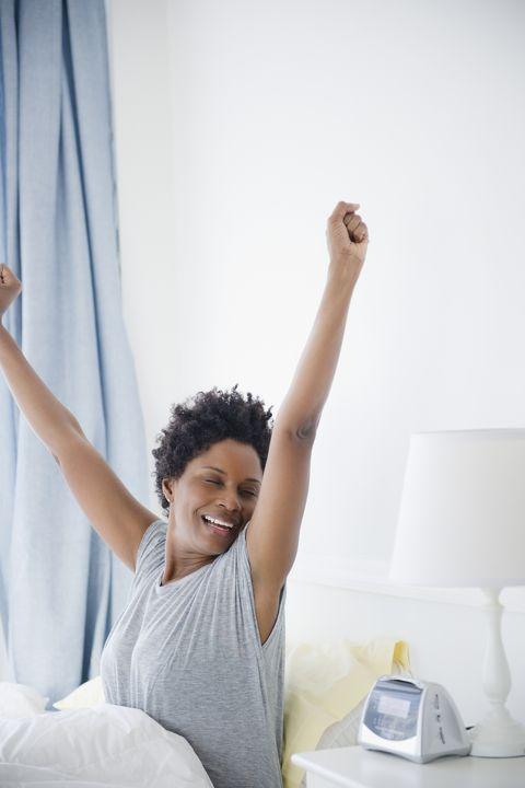 improve your sleep, wake up naturally