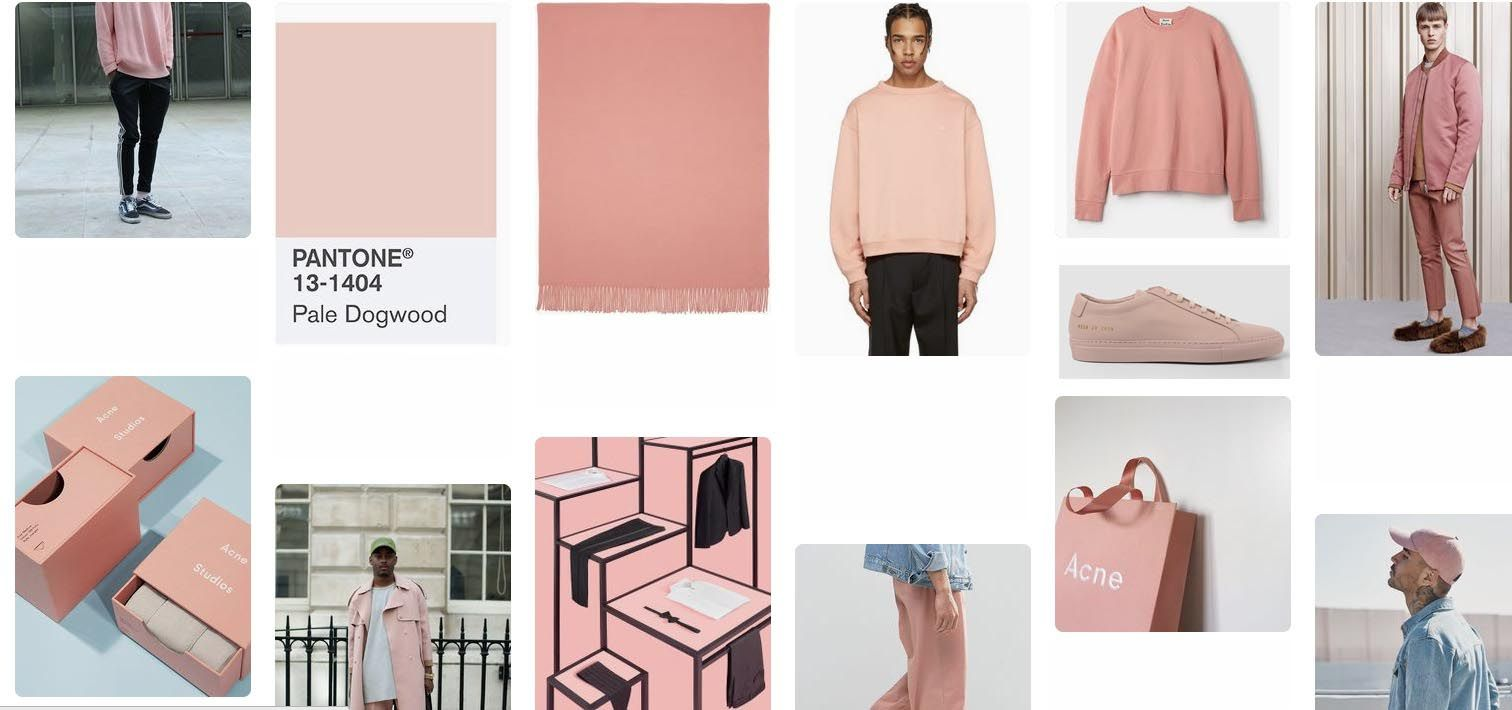 What is millennial pink? The colour fashion has fallen for