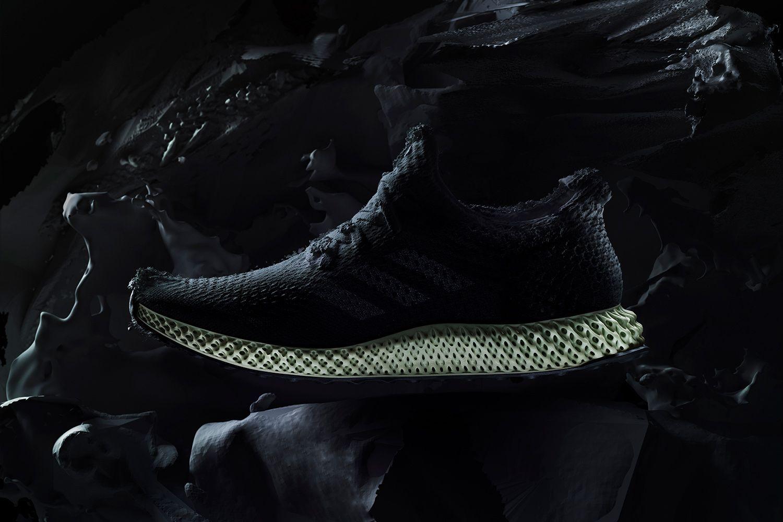 82e987888f3 adidas Futurecraft 4D - 3D printed running shoes