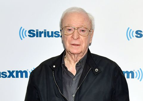 Michael Caine promotes new film Going Out in Style