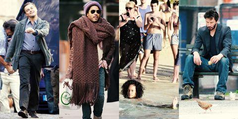 Street fashion, Clothing, Fashion, Fashion model, Human, Footwear, Outerwear, Dress, Jeans, Shoe,