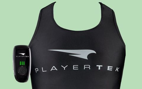 This Wearable Tech Compares Your Performance To Top Football Players