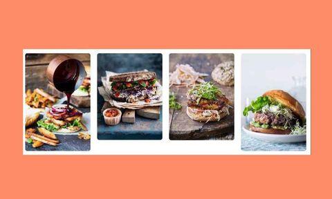 Best burger, burger recipes, alternative burger recipes, burger ideas, summer recipes, vegetarian burgers