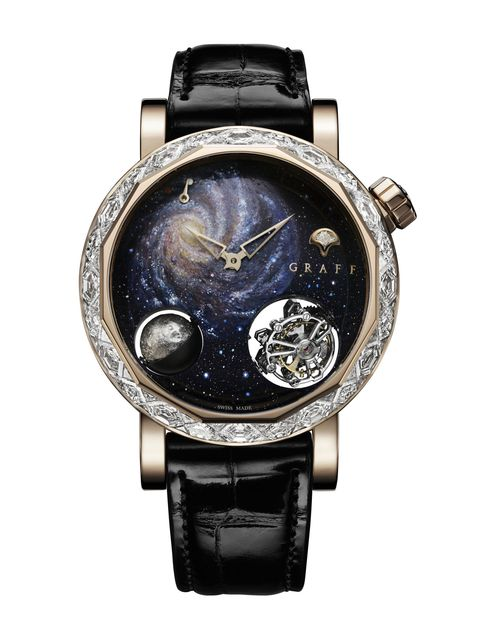 Product, Glass, Font, Watch, Automotive lighting, Metal, Black, Space, Still life photography, Analog watch,