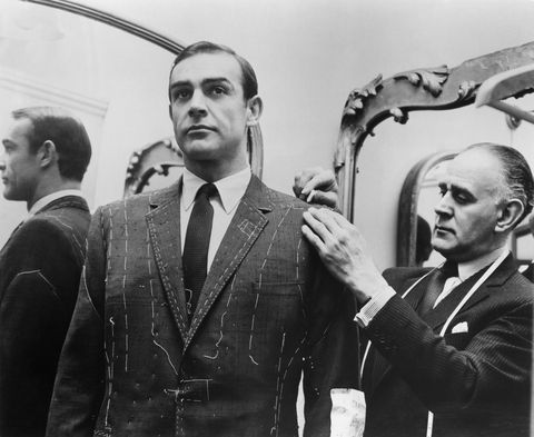 Sean Connery Suits