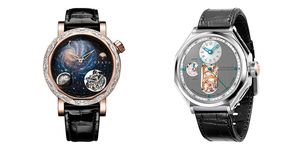Extraordinary watches