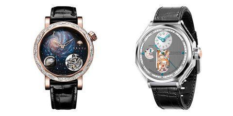 Extraordinary watches