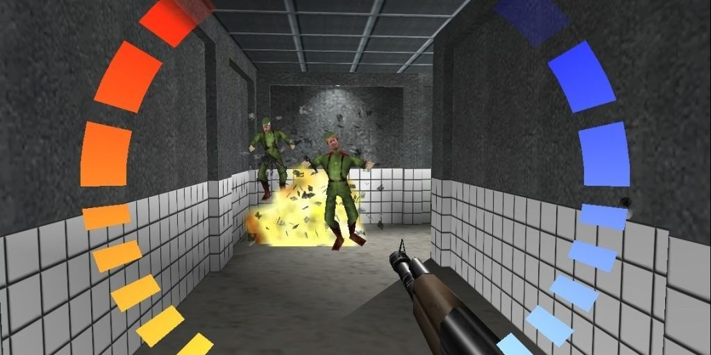 Someone Updated The Graphics Of Goldeneye 64, And We're Unreasonably Excited About It
