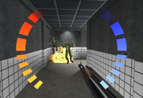 Action-adventure game, Shooter game, Screenshot, Pc game, Adventure game, Games, Architecture, Fictional character,