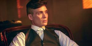 Peaky Blinders Tommy Shelby haircut