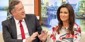 Piers Morgan, Susanna Reid, Good Morning Britain