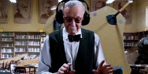 Stan Lee cameo The Amazing Spider-Man