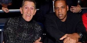 Barry Chuckle Jay Z