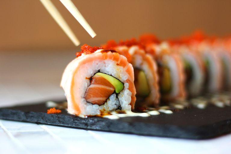 london 39 s best sushi. Black Bedroom Furniture Sets. Home Design Ideas