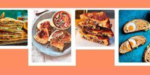 Toastie recipes 2