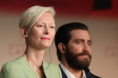 Tilda Swinton, Jake Gyllanhaal at Cannes Film Festival, defend Netflix controversy at Cannes