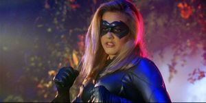 Alicia Silverstone as Batgirl in Batman and Robin